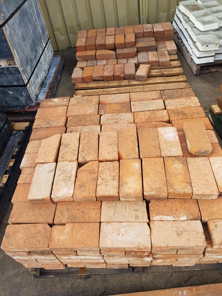 Brick Pavers size 230*114*50mm