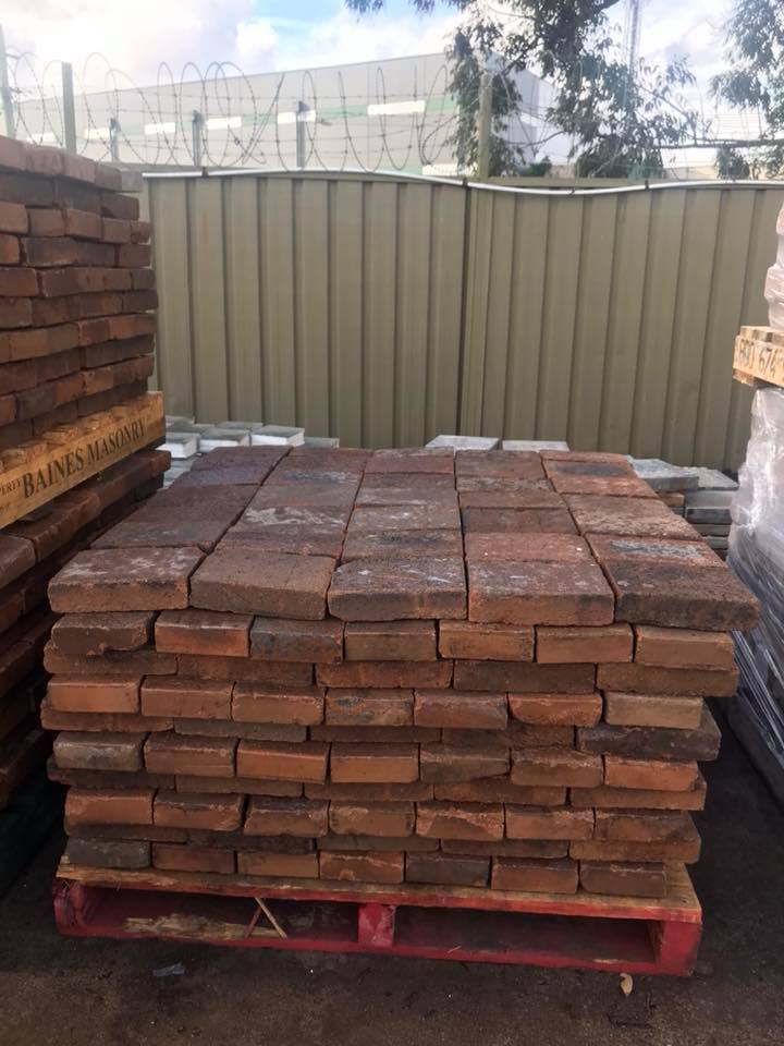 Brick Pavers size 230*114*60mm