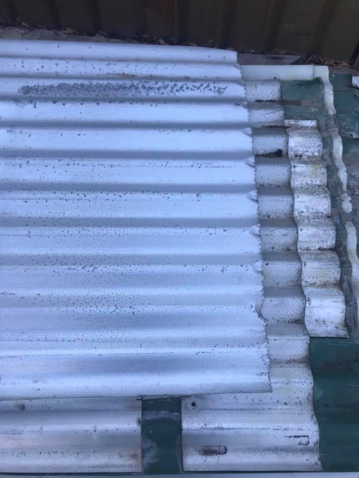 View Photo: Recycled Roofing Sheets