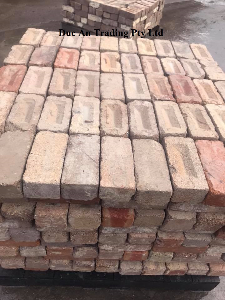 View Photo: Recycled Solid Brick - Face Grade
