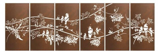 Read Article: What type of metal wall art can I place outdoors?