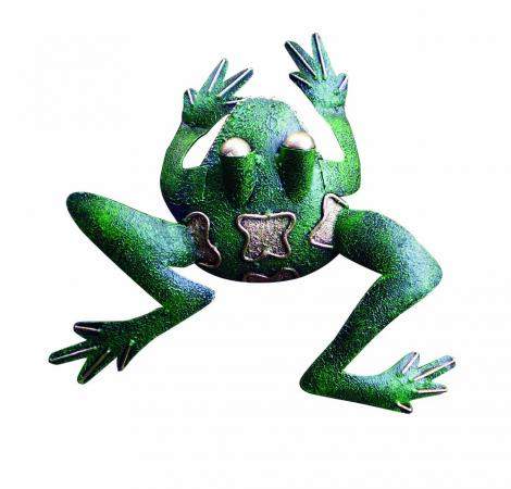 View Photo: Frog Outdoor Wall Art