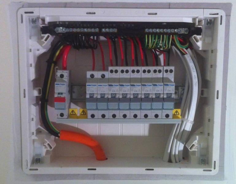 small sub board installation photo eastside electrical services p rh eastsideelectrical sydney homeone com au wiring diagram sub board wiring diagram sub board