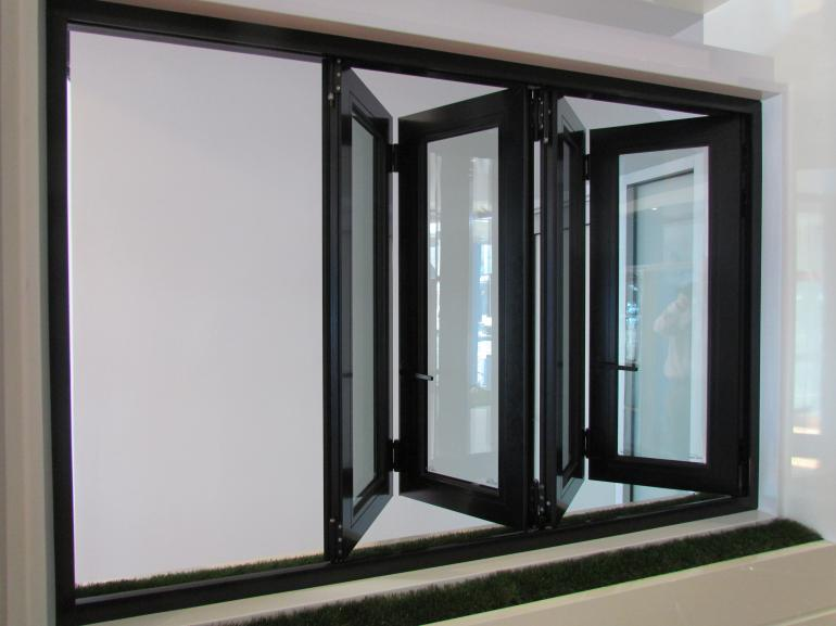 Bifold Window - Double Glazed