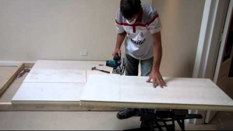 Watch Video: Easy to Install Floor panels / Floor Insulation / Floor Cladding Insulation