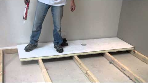 Watch Video: Insulation Floor Panels / Floor Cladding / Floor Panelling / Floor Insulation.