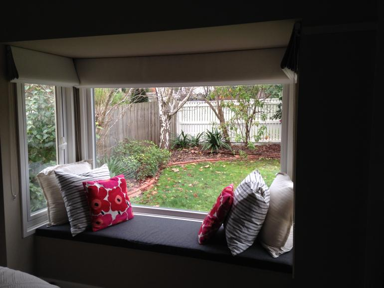 View Photo: Boxed bay window