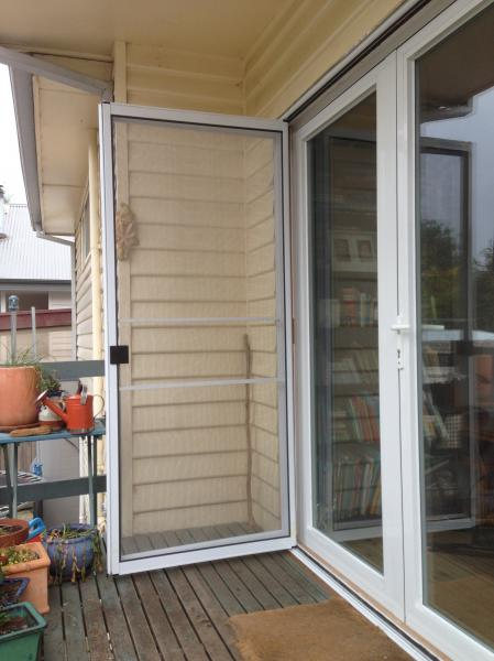 Double Glazed French Doors With Stainless Photo Ecovista Windows