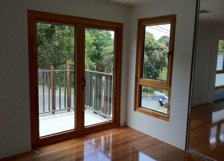 View Photo: Tilt & Turn window and French doors