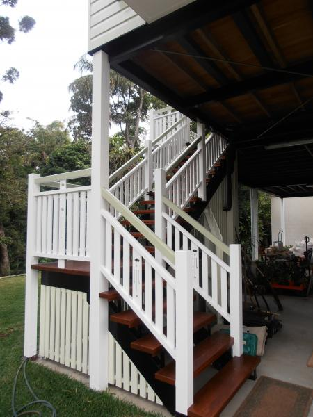 View Photo: House lift & Renovation of Queenslander. West End, Brisban