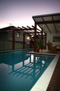 New gazebo & Swimming Pool