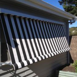 View Photo: Canvas Awning