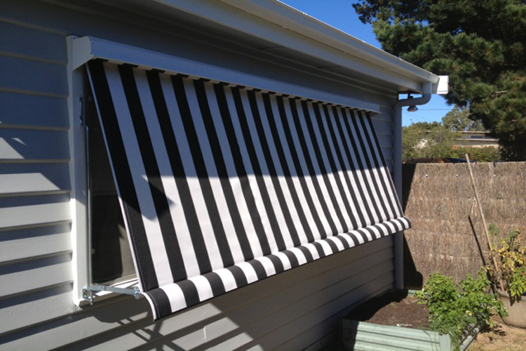 Canvas Awning Photo Energy Window Fashions Melbourne VIC