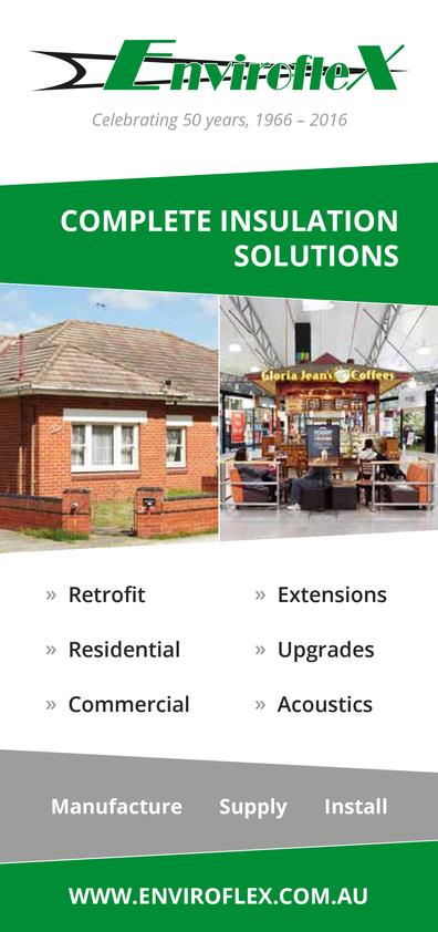View Brochure: Enviroflex 50 years