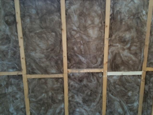 View Photo: Earthwool Install in Walls