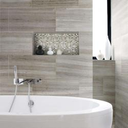View Photo: Contrasting Tiles