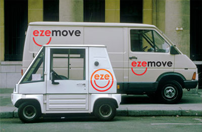 View Photo: ezemove furniture removal vehicles