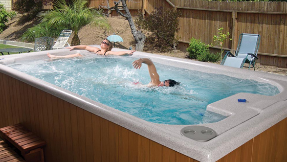View Photo: Fastlane Pools - Swim Spa