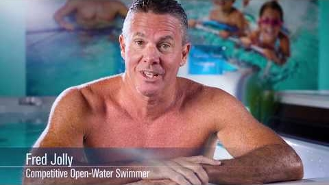 Watch Video: Why the Fastlane Pools® SwimCross™ Exercise Systems are Better