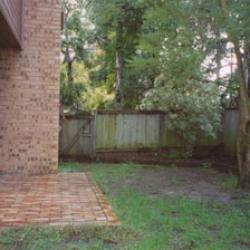 View Photo: Courtyard – Before