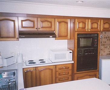 Kitchen – Before
