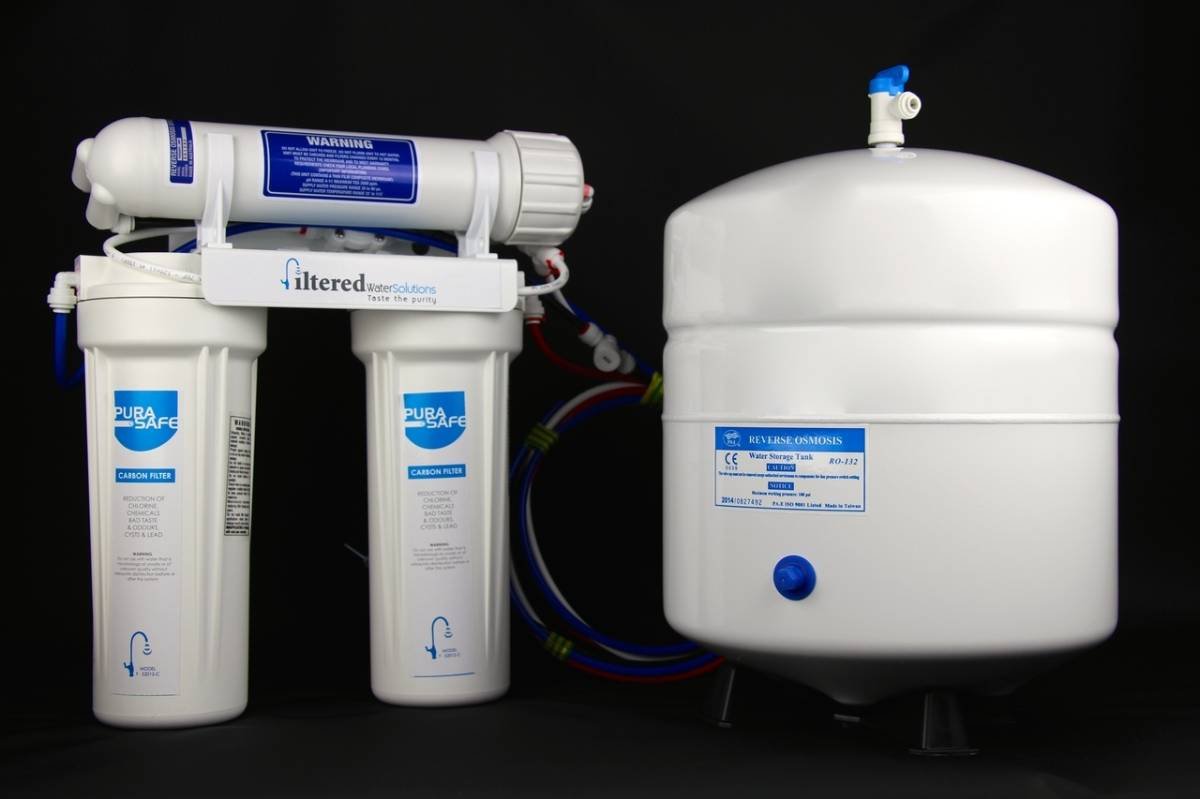 View Photo: 3 STAGE REVERSE OSMOSIS