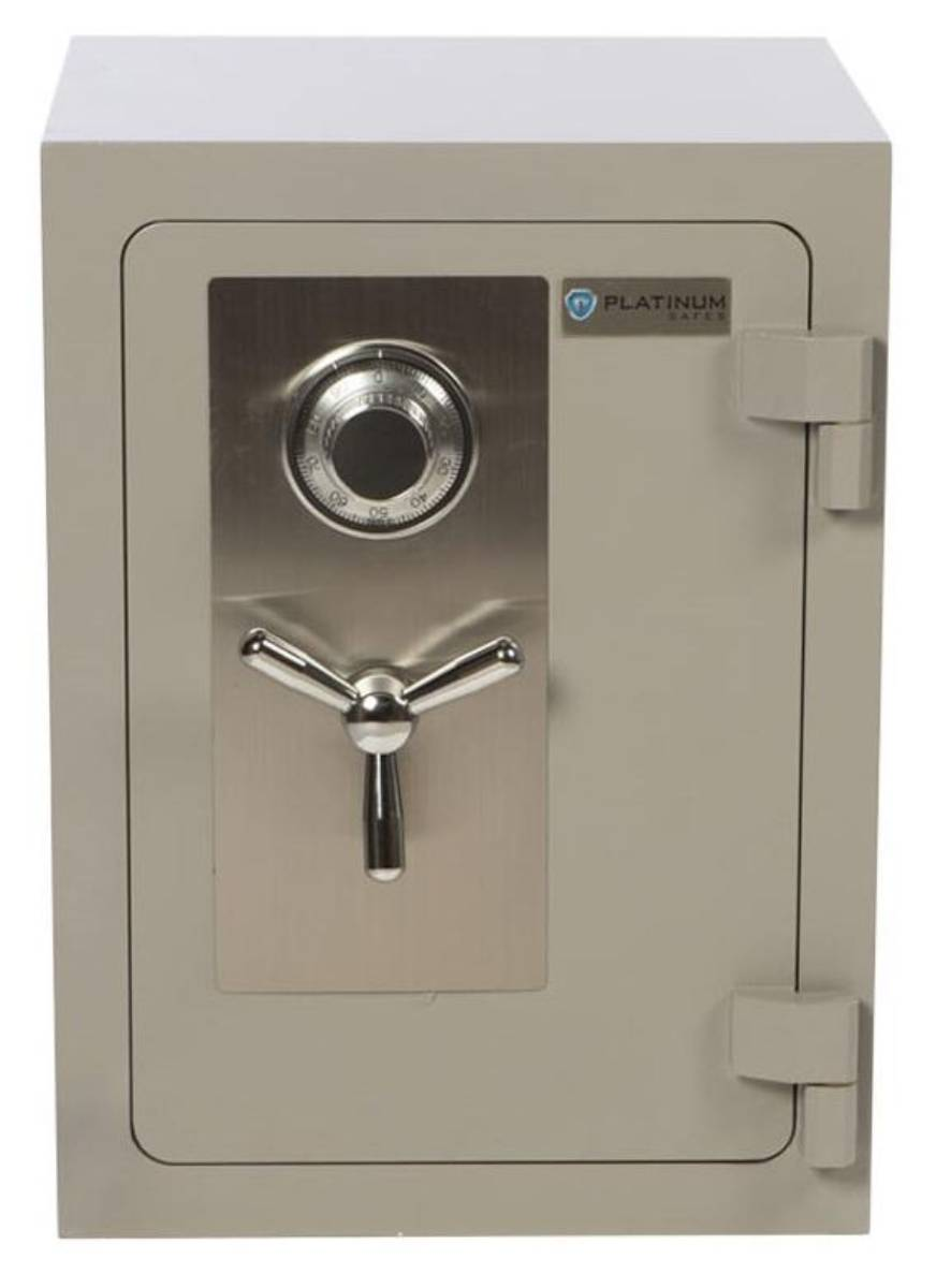 View Photo: Platinum - Home / Office Combination Cash & Fire Protection safe (Large)