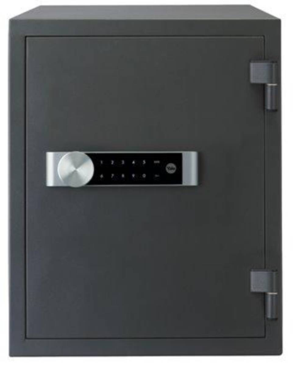 View Photo: Yale Fire Document Safe (xLarge)