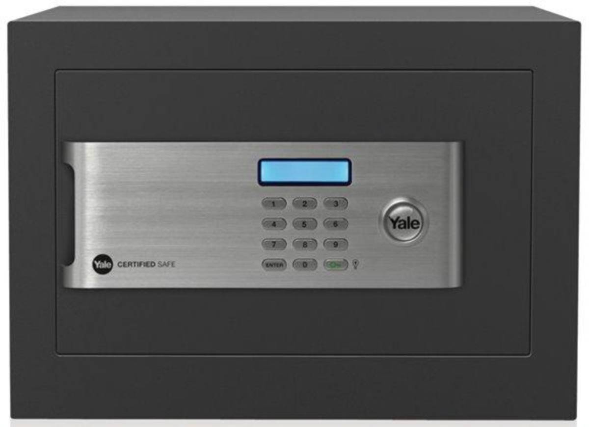 View Photo: Yale Safe Certified Home Digital (Small)