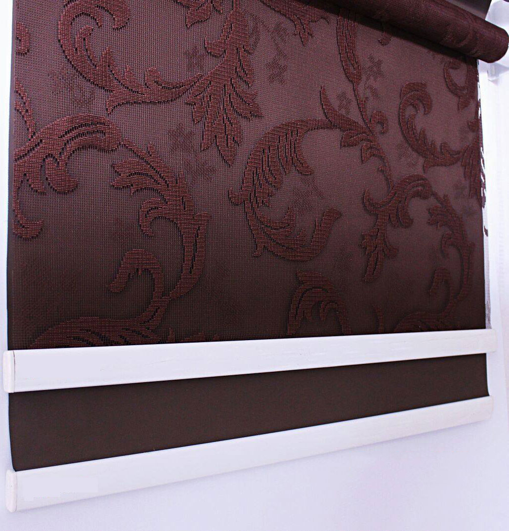 View Photo: Double Roller Blinds - Sheer & Blockout