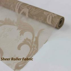 View Photo: Sheer Fabric - Double Roller Blinds