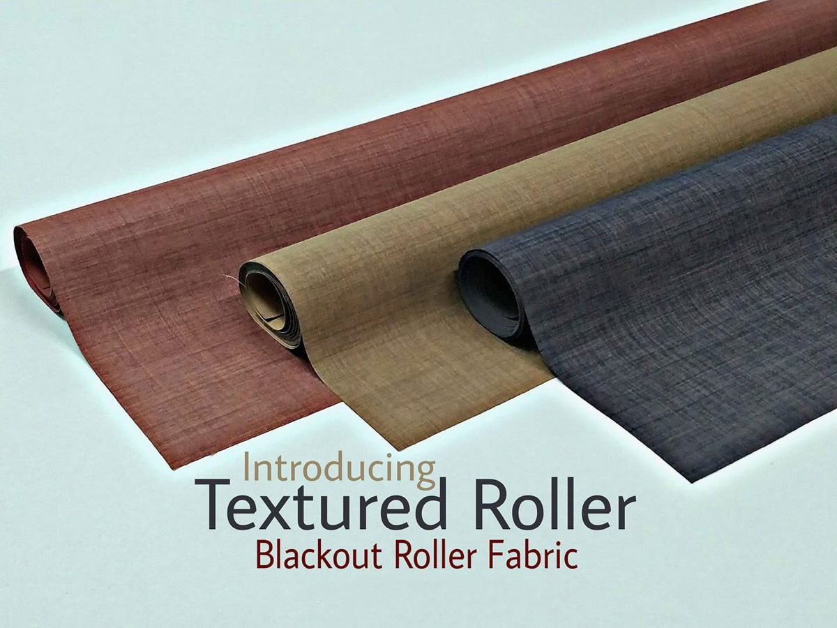 View Photo: Textured Collection - Blockout Fabric