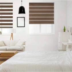 View Photo: Zebra Blinds - Blockout Collection