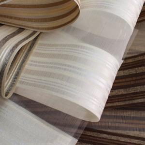 View Photo: Zebra Blinds - Raw Silk Collection