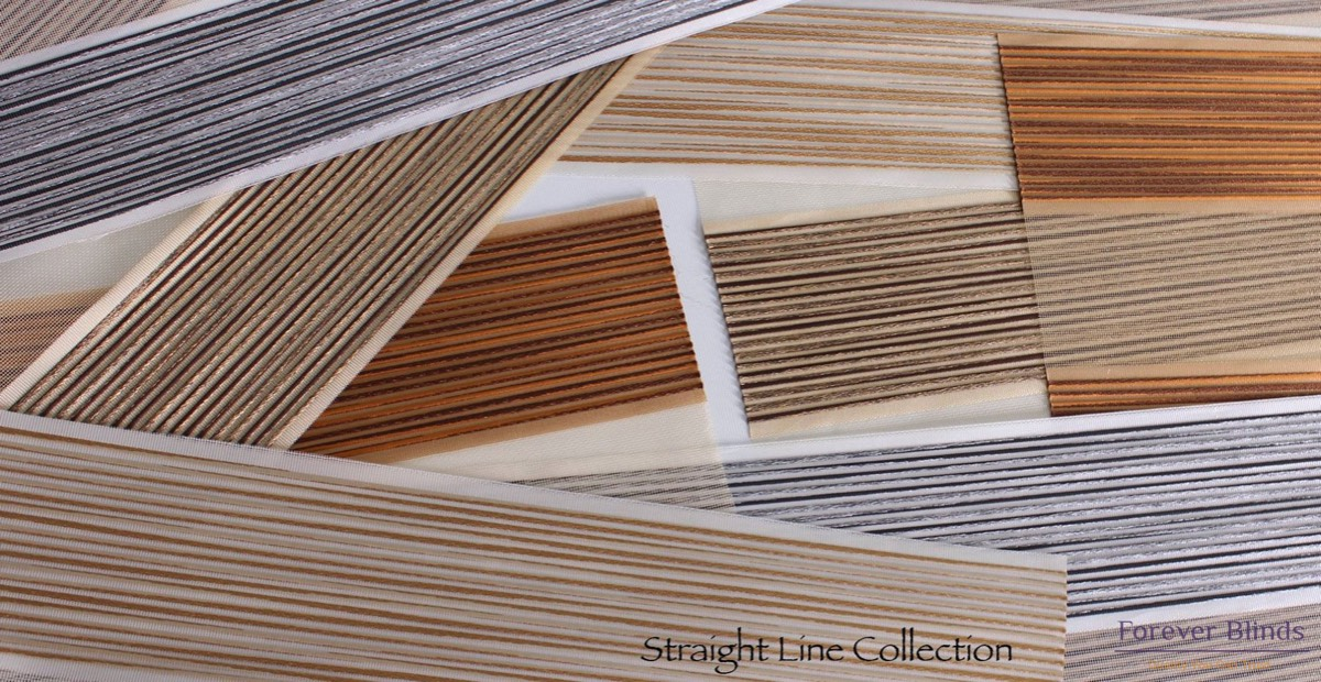 View Photo: Zebra Blinds - Straight Line Collection