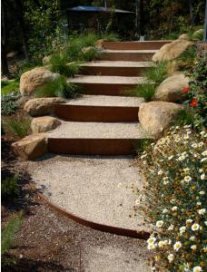 View Photo: Garden Steps & Stairs Design