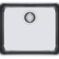 View Photo: Franke Ancona 510 Stainless Steel Single Bowl Sink 510x430
