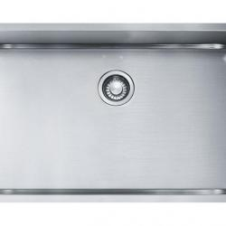 View Photo: Franke Bow 725 Stainless Steel Single Bowl Sink 725x450