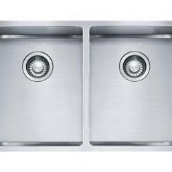 View Photo: Franke Bow 782 Stainless Steel Double Bowl Sink 782x450