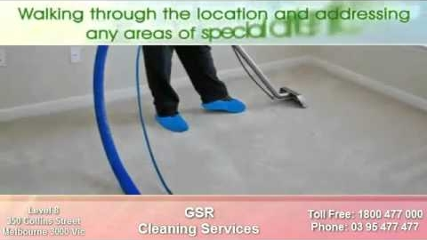 Watch Video: GSR Carpet Steam Cleaning Melbourne
