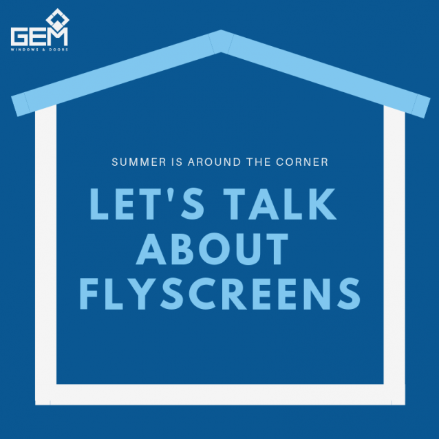 Read Article: Let's Talk About Flyscreens