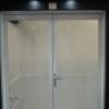 Aluminium French Doors - Castle Hill Showroom