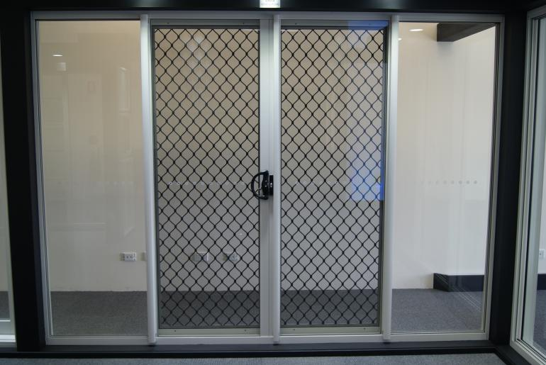 View Photo: Aluminium Sliding Doors - Castle Hill Showroom