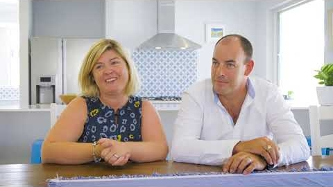 Watch Video: Adrian & Aoife - Happy Gemmill Homes clients