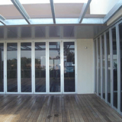 View Photo: Commercial glass install