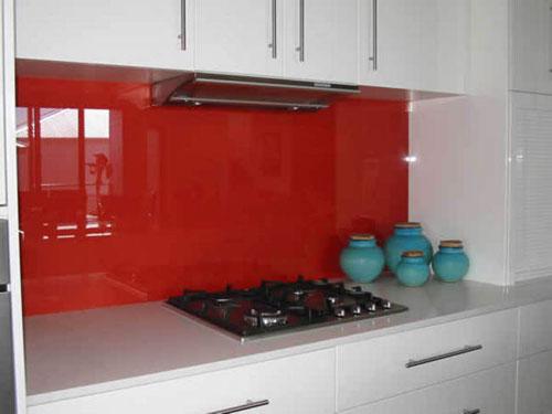 View Photo: Kitchen Glass Splashback