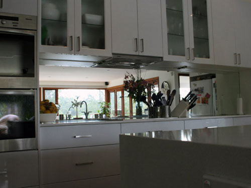 View Photo: Kitchen Glass Splashbacks