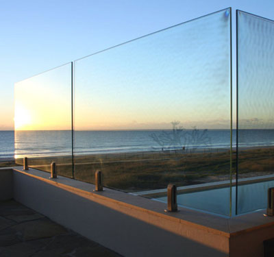 View Photo: Pool Glass