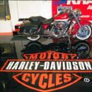 View Photo: Concrete not Glass - Harley Davidson Logo
