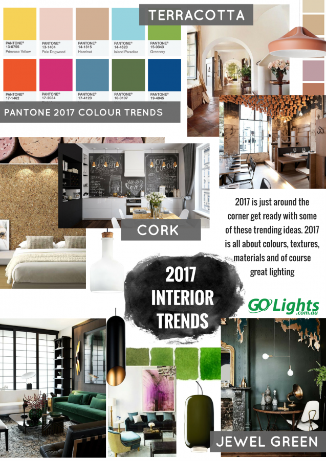 Read Article: 2017 Interior Trends to look forward to